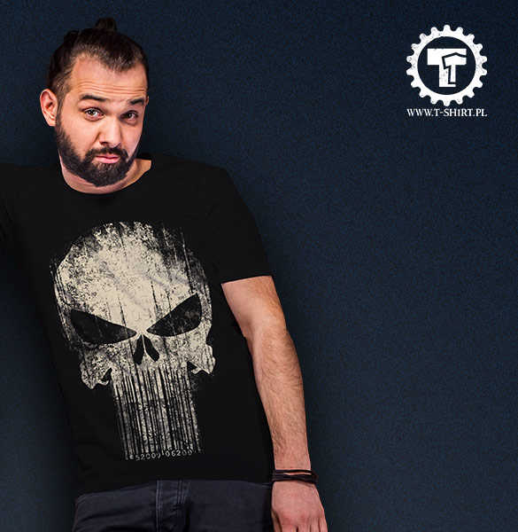 Koszulka z nadrukiem - PUSZKER