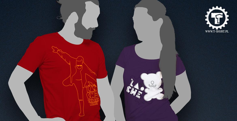 Oficjalne koszulki zespołu Lao Che
