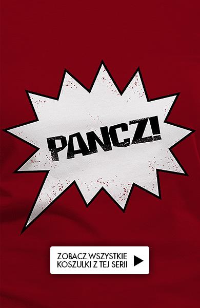 Koszulka z nadrukiem - Pancz