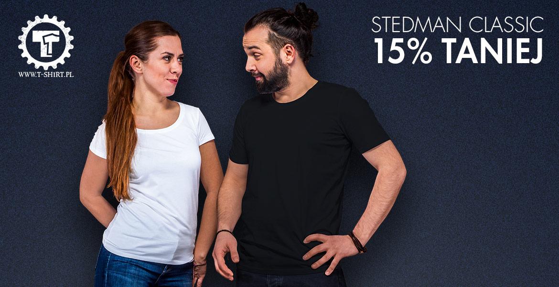Koszulki Stedman Classic - 15% TANIEJ