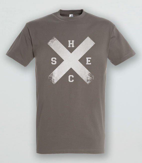 75551ae06a58d7 T-shirt z nadrukiem - Hardcore Straight Edge - W sklepie internetowym  T-shirt.pl