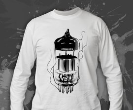 T-shirt z nadrukiem - A Sound Idea - 12AX7