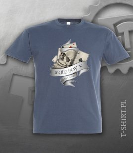T-shirt z nadrukiem - Old Boy Tatoo