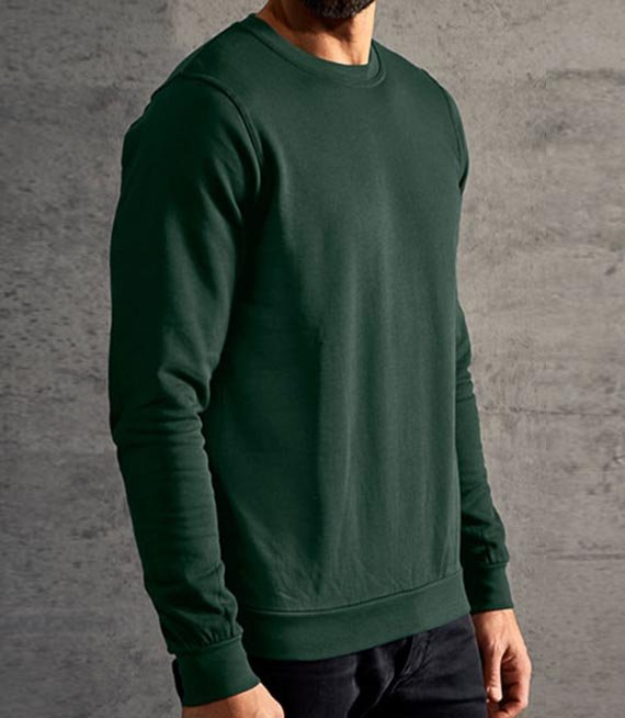 Bluza bez kaptura  - New Men`s Sweater 100